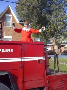 Santa's Elf Wendy